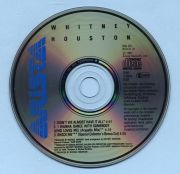 Houston, Whitney - Didnt We Almost Have It All (CD Maxi Single)