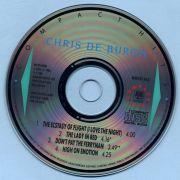 de Burgh, Chris - The Ecstasy Of Flight (UK CD Maxi Single)
