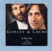 Godley & Creme - Golden Boy (CD Maxi Single)
