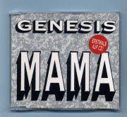Genesis - Mama (CD Maxi Single)