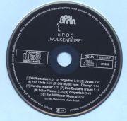 Eroc - Wolkenreise (CD Album) - Erstauflage