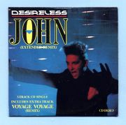 Desireless (PWL) - John (UK CD Maxi Single) - ex